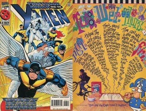 Professor Xavier And The X-Men(6)