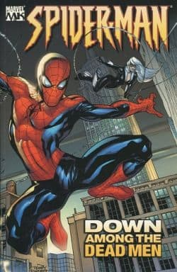 Marvel Knights Spider-Man: Down Among The Dead Men(1) / Gail Carriger