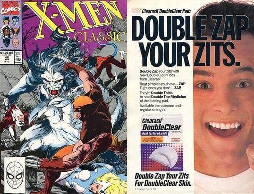 Classic X-Men(46) / Terry Austin