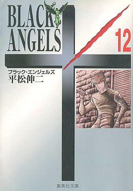 ブラック・エンジェルズ(文庫版) 全12巻セット / 平松伸二