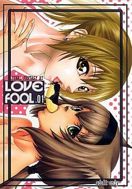 <<FF>> Love Fool.01 / 赤い翼