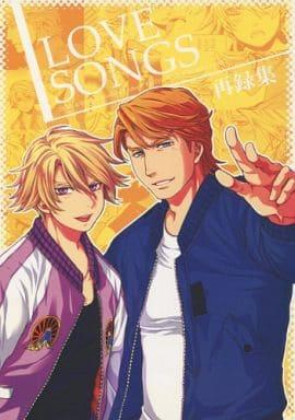 TIGER&BUNNY(タイガー&バニー) LOVE SONGS (キース×イワン) / ALPHA PLUS
