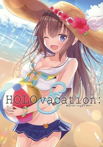 芸能・タレント HOLO vacation: sammer / たらればならば  ZHORE233318image