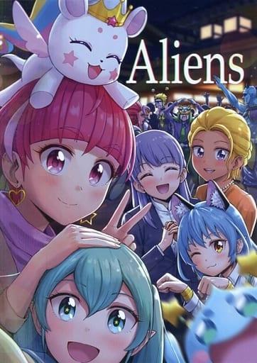 プリキュア Aliens / お茶魔男 ZHORE234701image