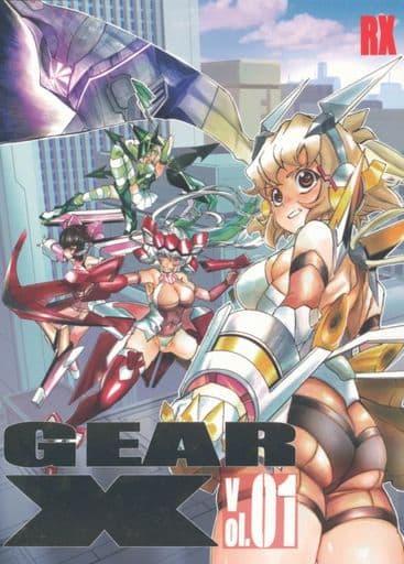 戦姫絶唱シンフォギア GEAR X Vol.01 / ヒーローチックシンドローム ZHORE236974image