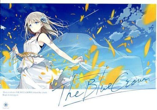 オリジナル The Blue Crown / flourish