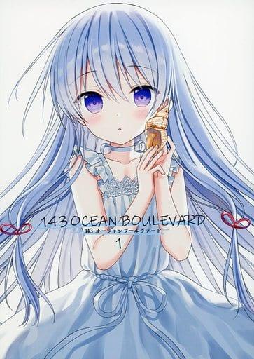 オリジナル 143 OCEAN BOULEVARD 1 / SAKURAWHITE ZHORO68528image