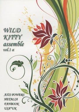 <<ヘタリア>> WILD KITTY assemble vol.1 α (アルフレッド×アーサー) / WILD KITTY STRIKE