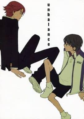 <<テニスの王子様>> unbalance (越前リョーマ、菊丸英二) / SLOW STARTER
