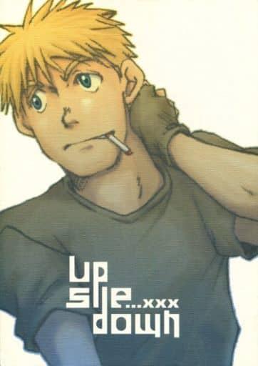 <<鋼の錬金術師>> UPSIDE…DOWN ××× (ハボック×ロイ) / Mad Tea Party