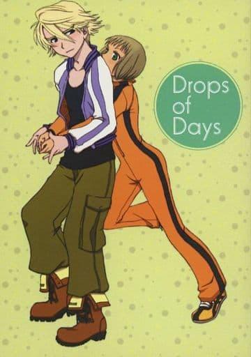 <<TIGER&BUNNY(タイガー&バニー)>> Drops of Days (イワン×ホァン) / あめいろのさかな
