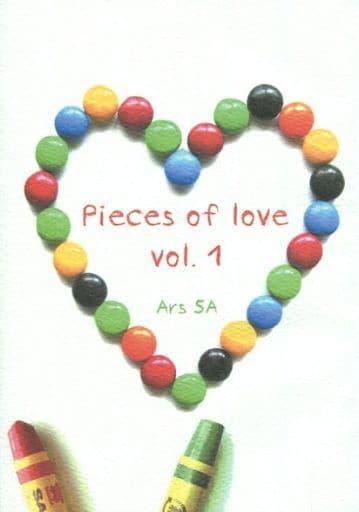 <<アイドル>> PIECES OF LOVE (サクライ×アイバ) / LOVE&PEACH