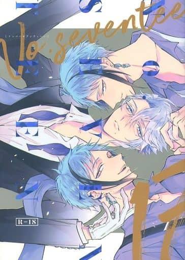 <<その他ゲーム>> No.Seventeen (ジェイド×アズール、フロイド×アズール) / CREEAMY