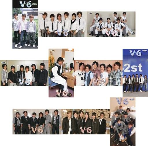 セット)V6 ファンクラブ 会報 V6 VOL.61~VOL.70セット