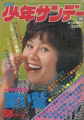 週刊少年サンデー 1973年4月29日号 19