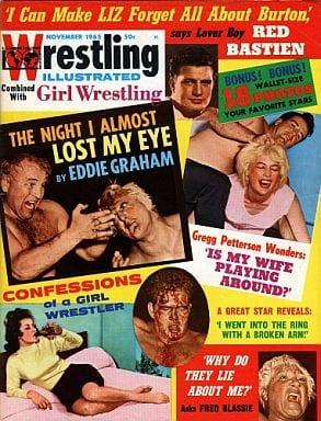 Wrestling ILLUSTRATED 1965/11