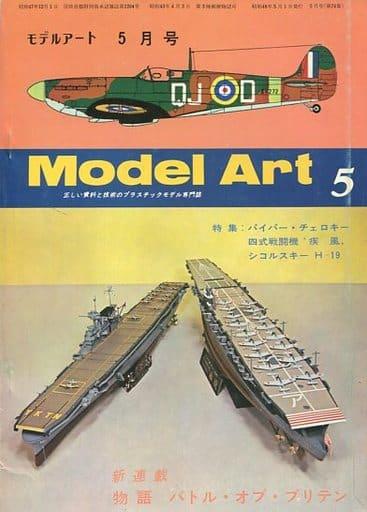 MODEL ART 1973/5 モデルアート