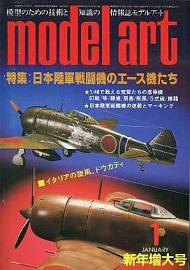 MODEL ART 1984年1月号 No.225 モデルアート