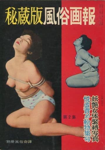 秘蔵版 風俗奇譚 第2集 別冊 風俗奇譚 1960年11月号