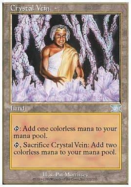 [UC] : 【6ED】Crystal Vein/水晶鉱脈「UC」