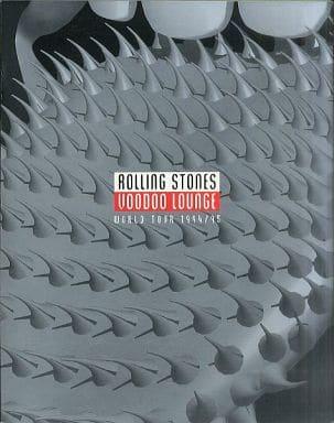 <<パンフレット(ライブ)>> 冊子のみ)パンフ)ROLLING STONES VOODOO LOUNGE WORLD TOUR 1994/95