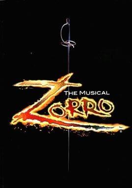 <<パンフレット(舞台)>> パンフ)ZORRO THE MUSICAL ゾロ・ザ・ミュージカル