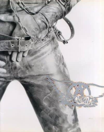 <<パンフレット(ライブ)>> パンフ)Aerosmith Get a Grip Tour 93/94