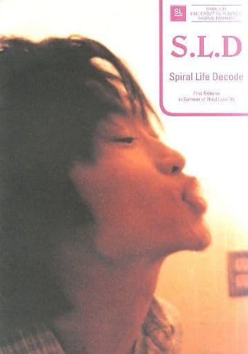 パンフ)S・L・D SPIRAL LIFE DECODE Hall Circuit '95 Flourish