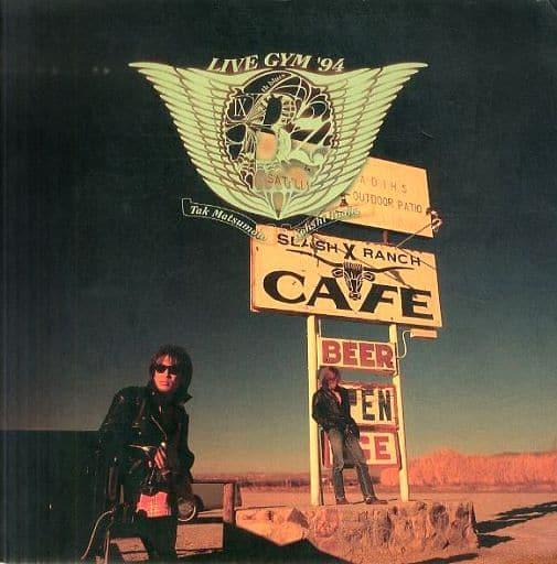<<パンフレット(ライブ)>> パンフ)B'z LIVE GYM 1994 The 9th Blues