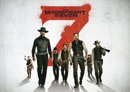 <<パンフレット(洋画)>> パンフ)THE MAGNIFICENT SEVEN マグニフィセントセブン