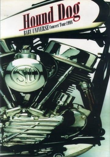 <<パンフレット(ライブ)>> パンフ)Hound Dog BABY UNIVERSE Concert Tour 1998