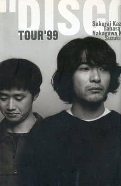 <<パンフレット(ライブ)>> パンフ)Mr.Children 1999年 DISCOVERY