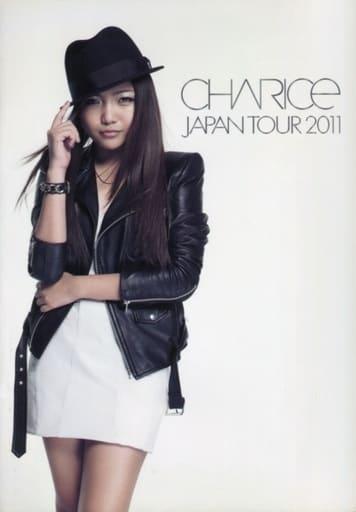 <<パンフレット(ライブ)>> パンフ)CHARICE JAPAN TOUR 2011