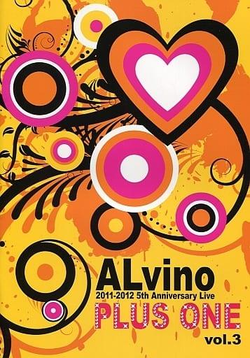 <<パンフレット(ライブ)>> パンフ)ALvino 2011-2012 5th Anniversary Live PLUS ONE vol.3
