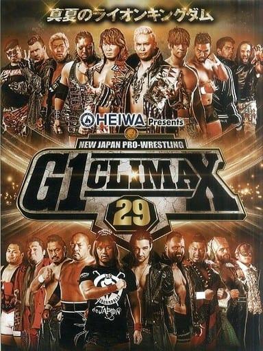 <<パンフレット(スポーツ)>> パンフ)G1 CLIMAX 29