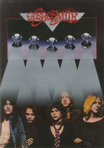 <<パンフレット(ライブ)>> パンフ)AN UDO ARTISTS INC. PRESENTATION 1977 ROCKUPATION SPECIAL AEROSMITH
