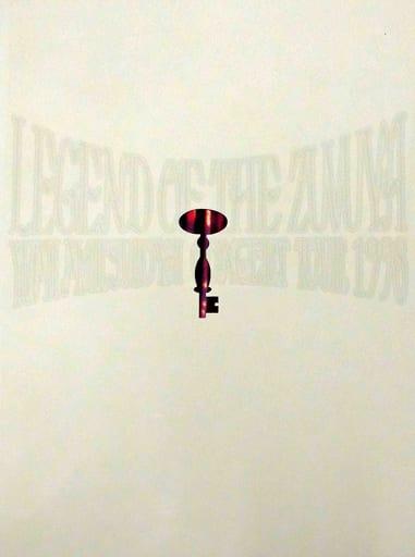<<パンフレット(ライブ)>> CD付)パンフ)YUMI MATSUTOYA CONCERT TOUR 1998 LEGEND OF THE ZUVUYA