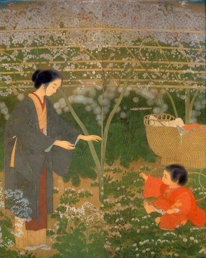 <<パンフレット(図録)>> パンフ)幻の至宝・野間コレクション 近代日本画の名品展