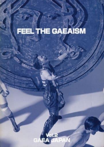 <<パンフレット(スポーツ)>> パンフ)GAEA JAPAN FEEL THE GAEAISM Vol.2