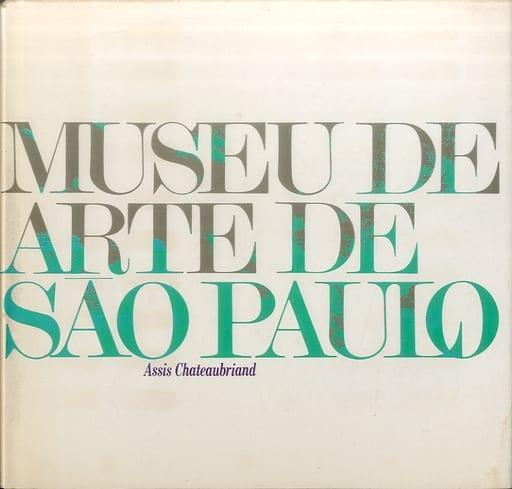 <<パンフレット(図録)>> パンフ)サンパウロ美術館展 1973