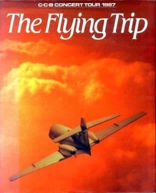 <<パンフレット(ライブ)>> パンフ)C-C-B CONCERT TOUR 1987 The Flying Trip オレンジ版