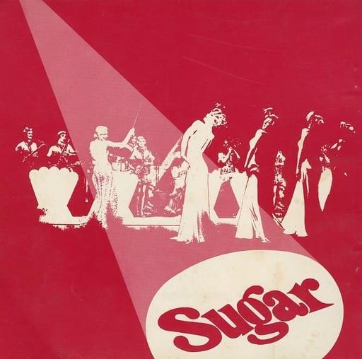 <<パンフレット(舞台)>> パンフ)東宝ミュージカル特別公演 Sugar シュガー(1974年)