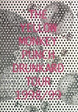 <<パンフレット(ライブ)>> パンフ)THE YELLOW MONKEY PUNCH DRUNKARD TOUR 1998-99