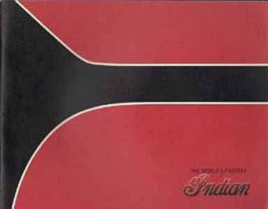 <<パンフレット(洋画)>> パンフ)世界最速のインディアン