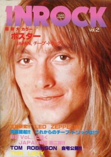 付録付)INROCK 1980年1月号 SPRING インロック