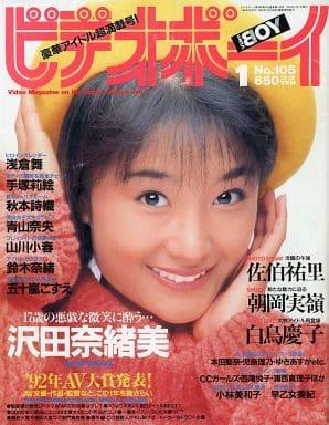 ビデオボーイ 1993年1月号 No.105