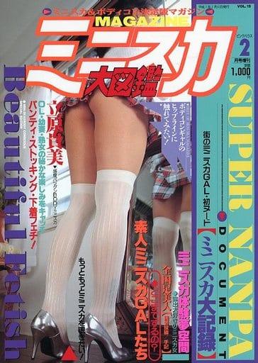 ミニスカ大図鑑 VOL.15 1995年2月号