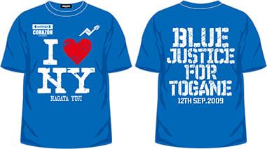 I LOVE NY(Nagata Yuji) Tシャツ
