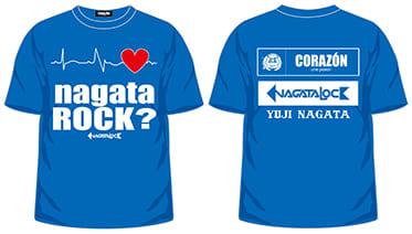 NAGATA ROCK? Tシャツ