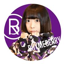 ライムベリー缶バッチ OMOCHI Aタイプ